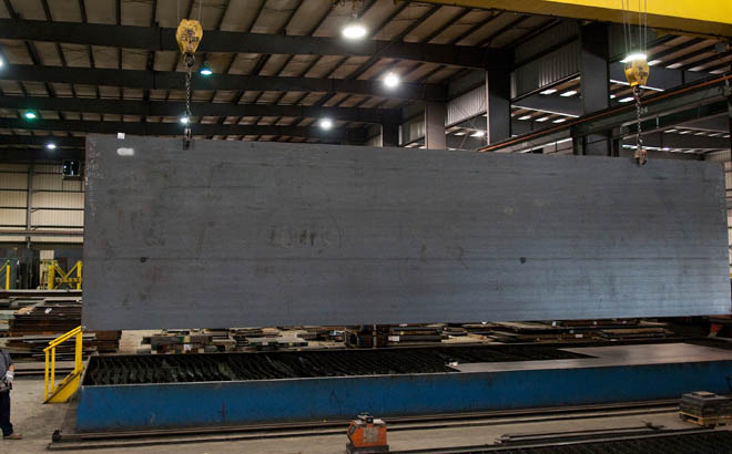 A36 Steel Plate for Slae