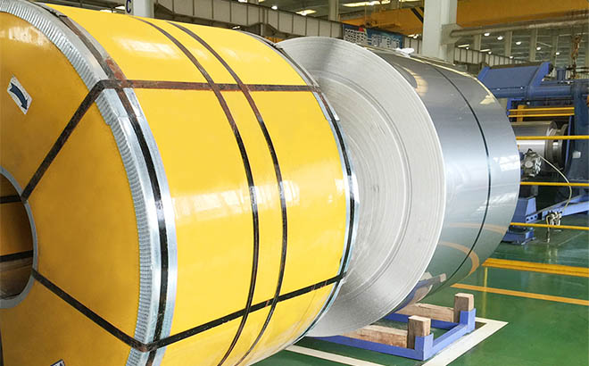 Cold Rolled Steel Coil for Sale