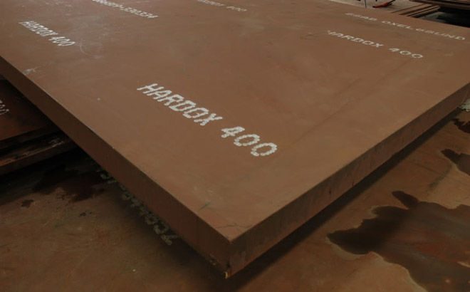 Hardox400 Chemical Properties