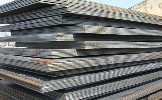 High Yield Steel Plate Grade