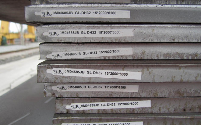 Shipbuilding Steel Plates for Sale