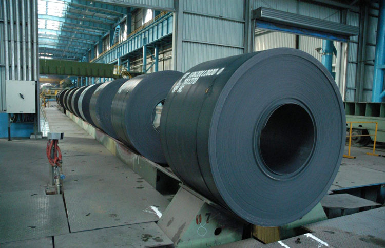 Hot Rolled Steel Coil Supplier in China