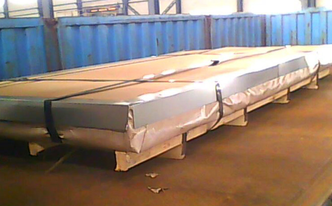 Stainless Steel Plate Package