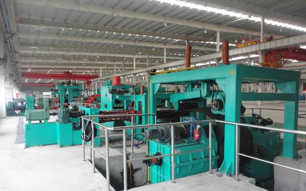Outstanding Steel Coil Equipment