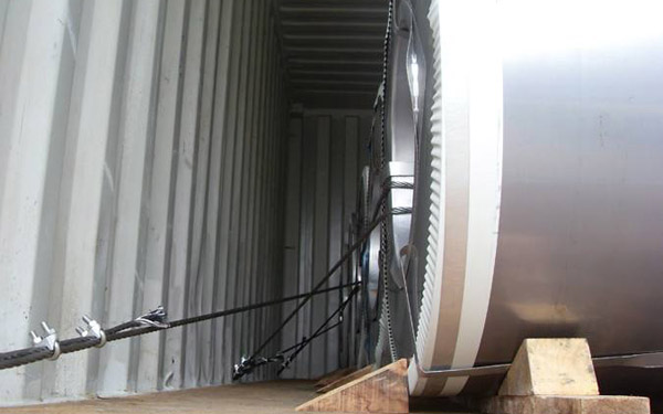 Packing Steel Coil
