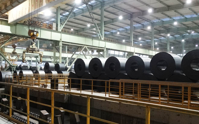 Steel Coil Supplier from China