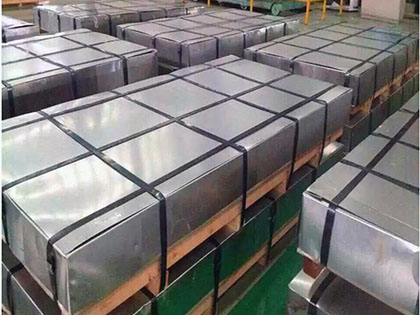 Uncoiled Cold Rolled Steel Sheet